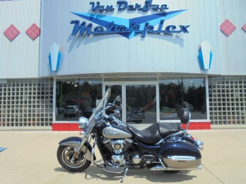 2011 Kawasaki Vulcan Silvermist and Blue for sale