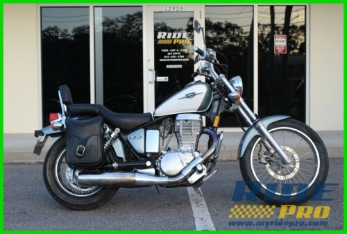 2011 Suzuki Boulevard S40 Lt Blue for sale