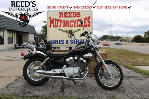 2011 Yamaha V Star Black photo
