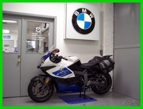 2012 BMW K-Series White photo