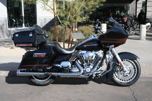 2012 Harley-Davidson FLTRU – Road Glide Ultra Ultra Black for sale craigslist