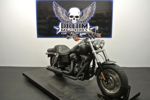 2012 Harley-Davidson FXDF – Dyna Fat Bob — Black for sale