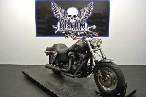 2012 Harley-Davidson FXDF - Dyna Fat Bob -- Black photo