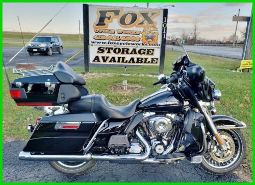 2012 Harley-Davidson Touring FLHTK Electra Glide® Ultra Limited Vivid Black photo