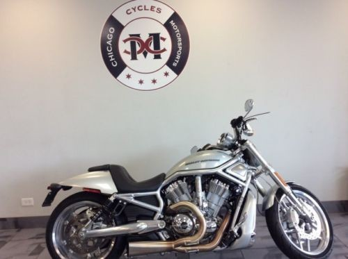 2012 Harley-Davidson VRSCDX NIGHT ROD 10 YEAR — Silver craigslist