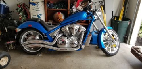 2012 Honda Fury Blue for sale