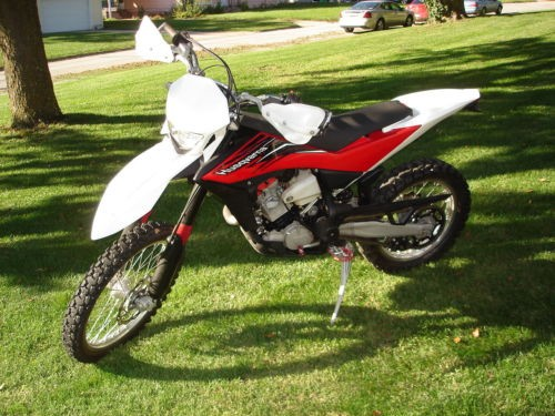 2012 Husqvarna Husqvarna Red for sale craigslist