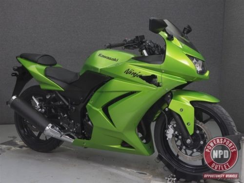 2012 Kawasaki Ninja Black photo