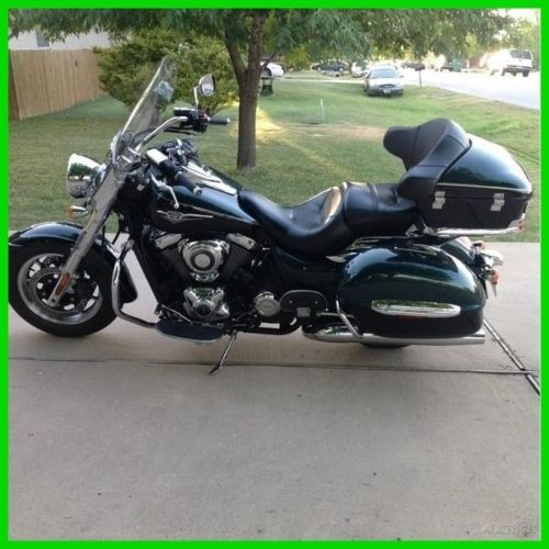 2012 Kawasaki Vulcan Black photo
