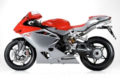 2012 MV Agusta F4 1000 R Red/Silver photo