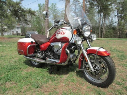 2012 Moto Guzzi CALIFORNIA Orange photo