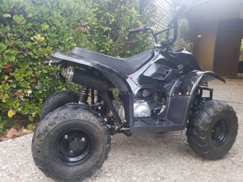 2012 Other Makes 110cc ATV QUAD for kids Black for sale