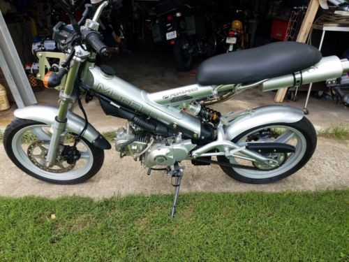 2012 Other Makes Pierspeed 125 Silver for sale craigslist