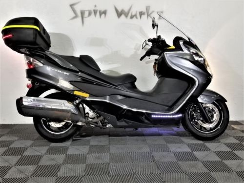2012 Suzuki BURGMAN 400 Gray for sale