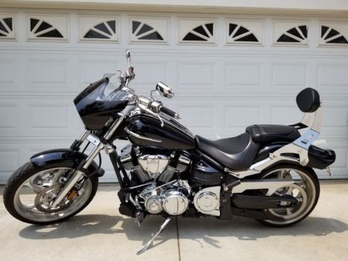 2012 Yamaha Raider Black for sale craigslist