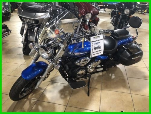 2012 Yamaha V Star BLU photo
