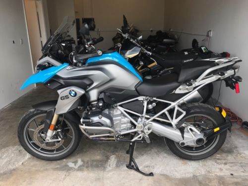 2013 BMW R-Series Blue for sale