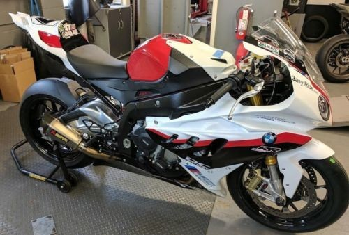 2013 BMW S1000RR Red for sale