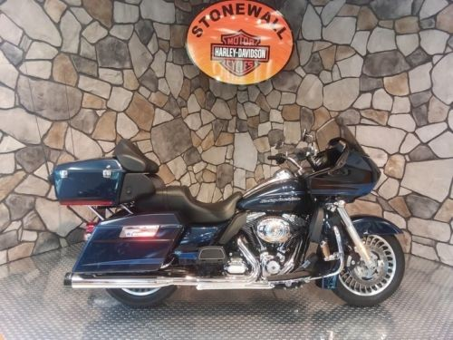 2013 Harley-Davidson Touring Big Blue Pearl photo