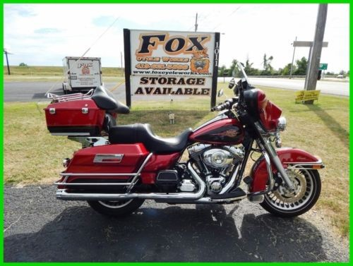 2013 Harley-Davidson Touring FLHTC Electra Glide® Classic – Two-Tone Option Ember Red Sunglo / Merlot for sale craigslist