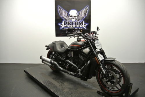 2013 Harley-Davidson VRSCDX – V-Rod Night Rod Special — Black for sale