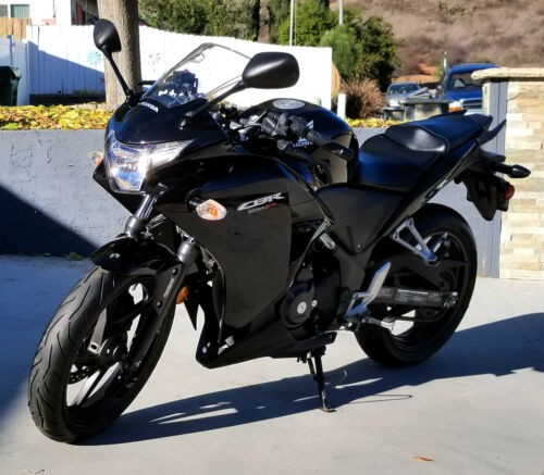 2013 Honda CBR Black for sale craigslist