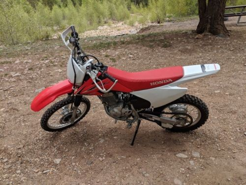 2013 Honda CRF Red for sale