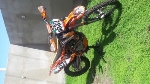 2013 KTM SX Orange craigslist