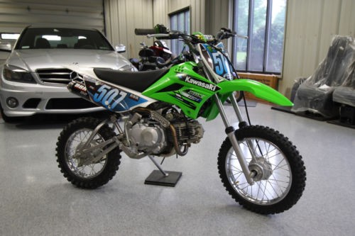 2013 Kawasaki KLX Green for sale craigslist