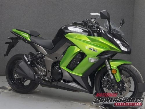 2013 Kawasaki Ninja Green photo