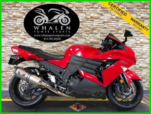 2013 Kawasaki Ninja Red photo