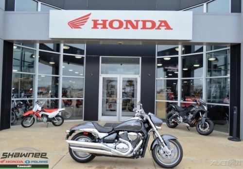 2013 Suzuki Boulevard M90 GREY photo