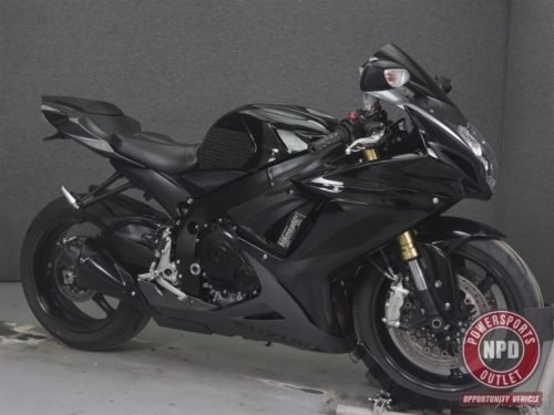 2013 Suzuki GSX-R Gray photo