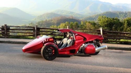 2014 Campagna T-Rex 16SP Ruby Red Metallic photo