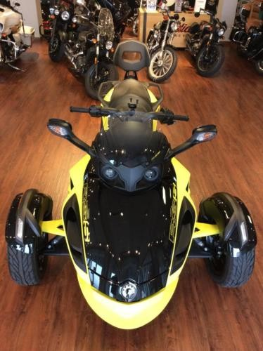 2014 Can-Am RS-S SM5 Yellow for sale