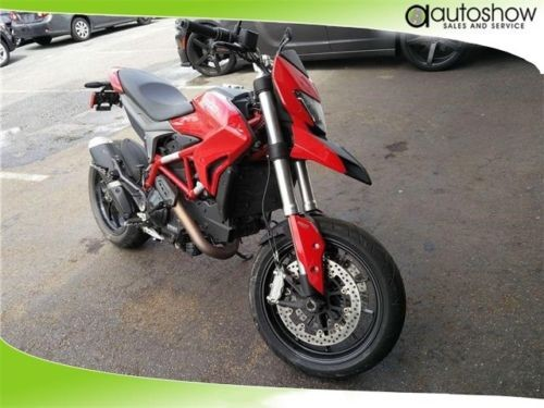 2014 Ducati Hypermotard DUC4610821 Red for sale