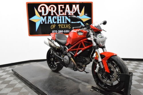2014 Ducati Monster 796 — Red for sale