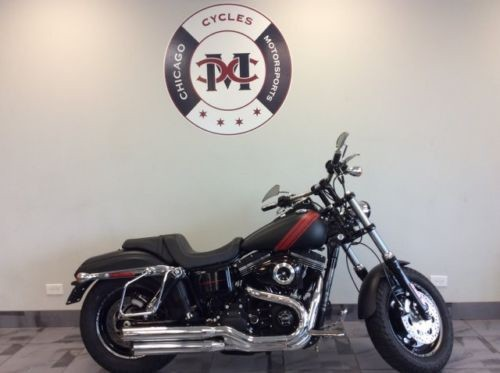 2014 Harley-Davidson FXDF  FAT BOB 103 — Black for sale