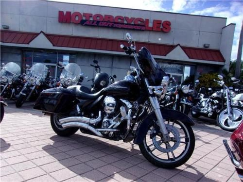 2014 Harley-Davidson Touring SPECIAL BURGANDY photo