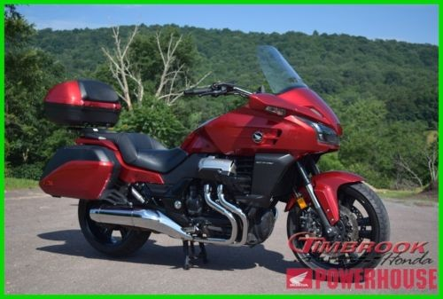 2014 Honda CTX BURGANDY for sale