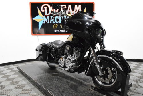2014 Indian Chieftain -- Black photo