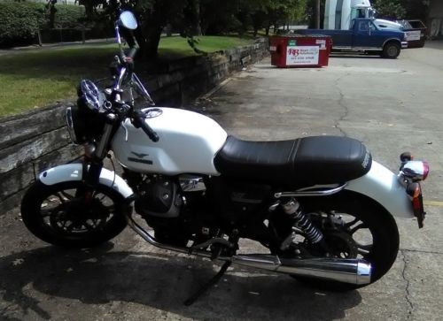 2014 Moto Guzzi V7 Stone White photo