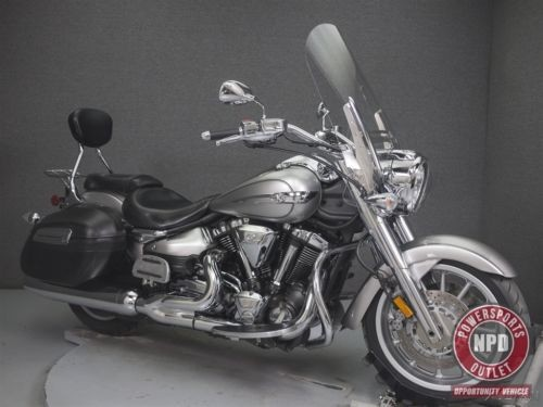 2014 Yamaha Stratoliner Silver photo
