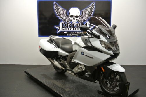 2015 BMW K-Series — White for sale
