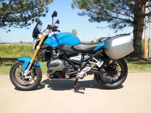2015 BMW R-Series Blue photo