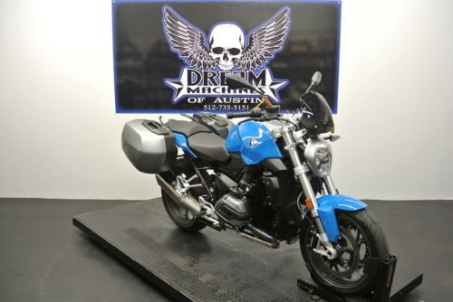 2015 BMW R-Series -- Blue photo