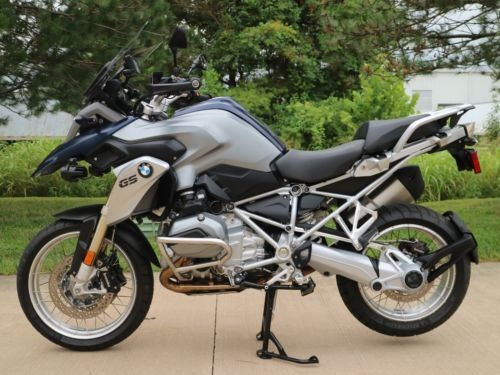 2015 BMW R-Series Blue for sale