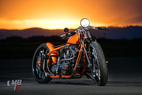 2015 Custom Built Motorcycles Custom Orange craigslist