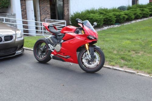 2015 Ducati Superbike Red Corse for sale