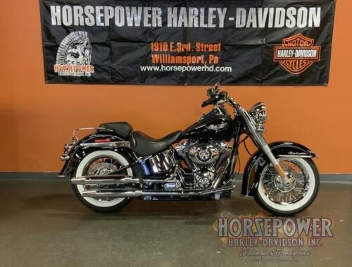 2015 Harley-Davidson FLSTN - Softail® Deluxe -- Black for sale craigslist